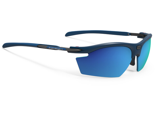 Rudy Project Rydon Lunettes, blue navy matte - rp optics multilaser blue